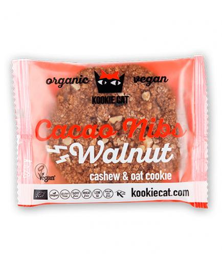 Kookie Cat - Cocoa seeds and nuts biscuit