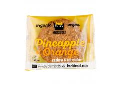 Kookie Cat - Pineapple and orange cookie