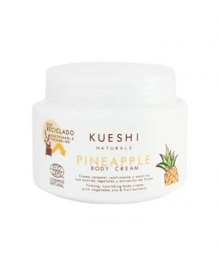 Kueshi - Firming and nourishing body cream Pineapple