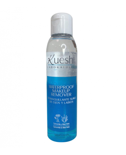 Kueshi - Two-phase make-up remover for eyes and lips