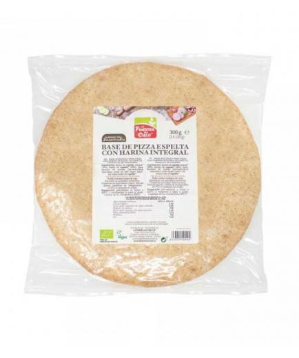La Finestra sul Cielo - Organic spelled wholemeal pizza bases 300g