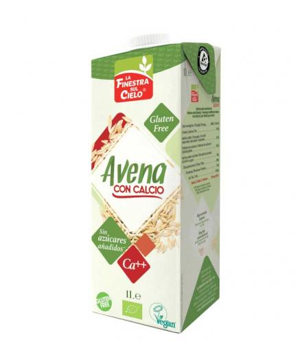 La Finestra sul Cielo - Oat drink with calcium Bio 1L