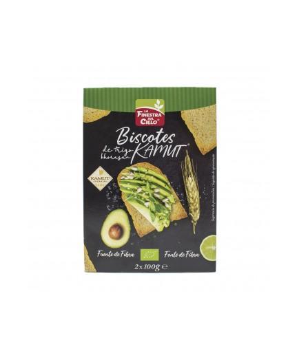 La Finestra sul Cielo - Organic khorasan kamut wheat biscuits 200g