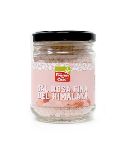 La Finestra sul Cielo - Fine pink Himalayan salt 200g