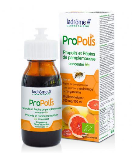 Ladrôme - Propolis and bio Grapefruit seed extract ProPolis