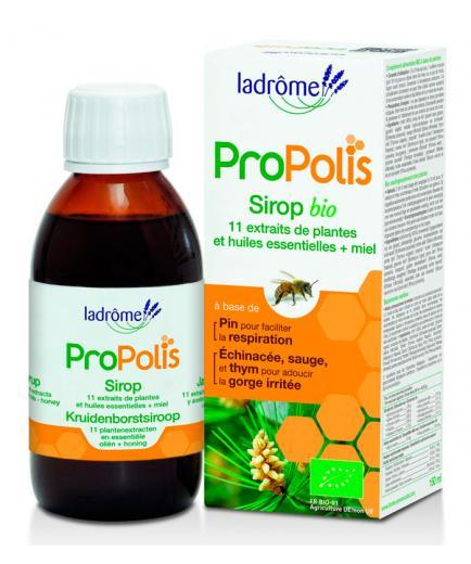 Ladrôme - Balsamic Cream with Propolis and Eucalyptus Fyto Rub ProPolis