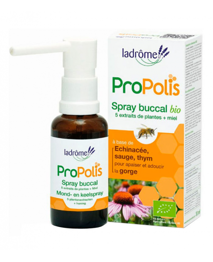 Ladrôme -  Spray Bucal Bio ProPolis