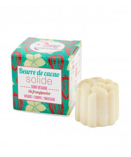 Lamazuna - Cocoa butter with baobab oil and frangipane