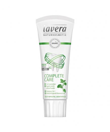 Lavera - Toothpaste Basis Sensitiv - Mint