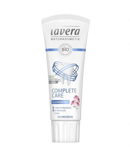 Lavera - Fluorine-free toothpaste full care eqinacea bío and calcium