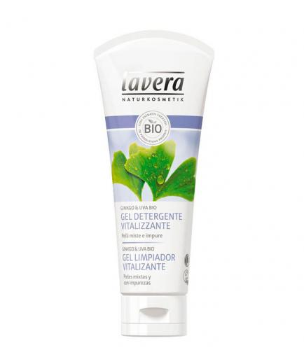 Lavera - Gel cleaner vitalizing - Ginko