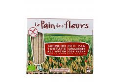 Le pain des fleurs - Bio crunchy bread with oats