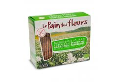 Le pain des fleurs - Organic crusty bread with buckwheat
