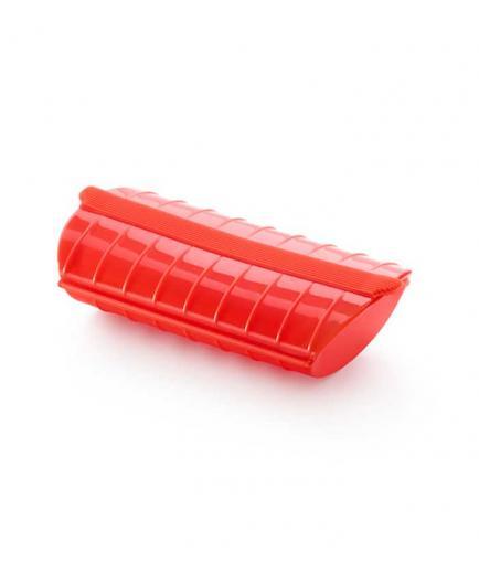 Lékué - Red steam case - 1-2 people