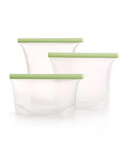 Lékué - Reusable Silicone Bag Kit