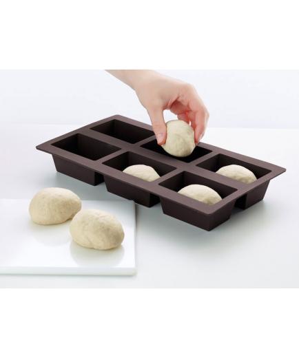 Lékué - 6 cavities muffin tin