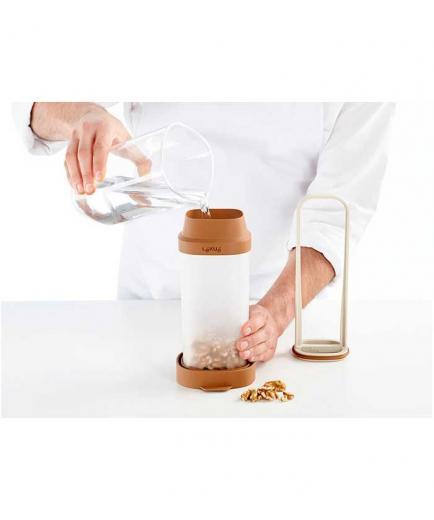 Lékué - Quinoa and Rice Cooker Quick Quinoa & Rice Cooker