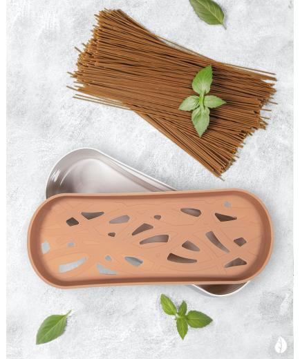 Lékué - Quick Pasta Microwave recipes cooker