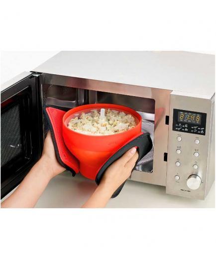 Comprar Lékué Recipiente Para Hacer Palomitas Popcorn Vita33 Com