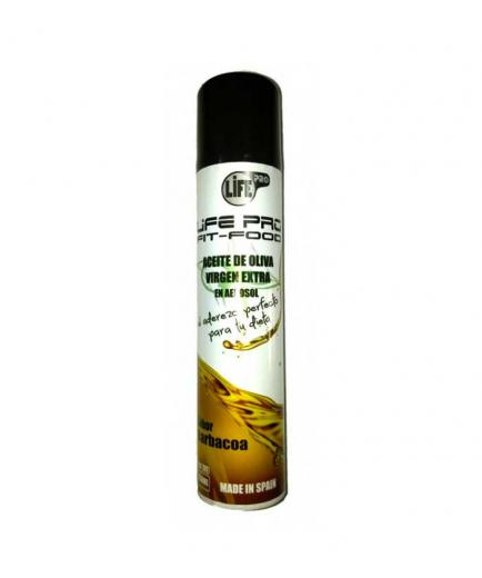 Life Pro Fit Food - Extra virgin olive oil cooking spray 250ml - BBQ flavor