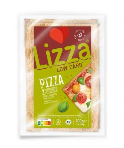 Lizza - Keto pizza bases, gluten-free and vegan 2ud