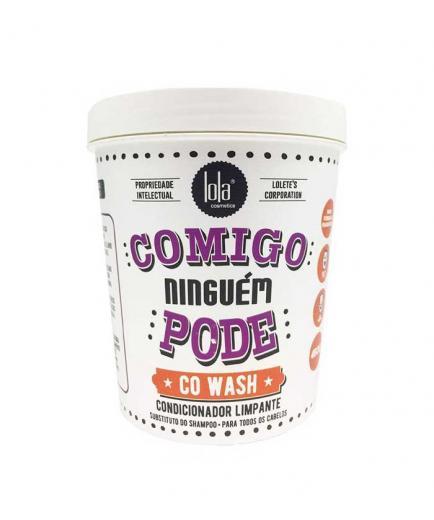 Lola Cosmetics - Co Wash Cleansing Conditioner Comigo Ninguém Pode