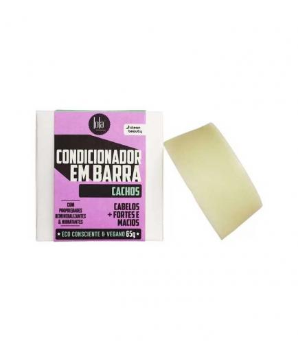 Lola Cosmetics - Solid conditioner - Curly hair