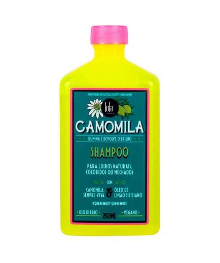 Lola Cosmetics - Shampoo with chamomile - Blonde or colored hair