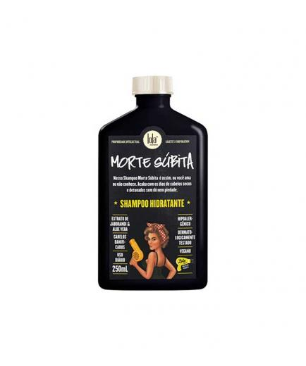 Lola Cosmetics - Moisturizing shampoo Morte Súbita