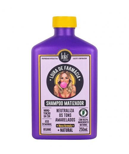 Lola Cosmetics - Toning shampoo
