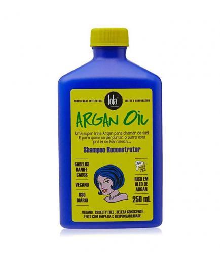 Lola Cosmetics - Repairing shampoo with argan oil