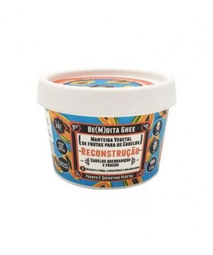 Lola Cosmetics - Reconstructing papaya and keratin mask Be(m)dita Ghee (100 g)