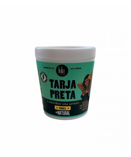 Lola Cosmetics - Restorative mask with vegetable keratin Tarja Preta