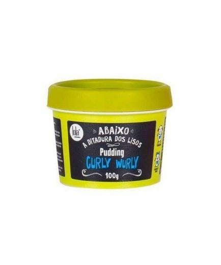 Lola Cosmetics - Curly Wurly Pudding leave in mask