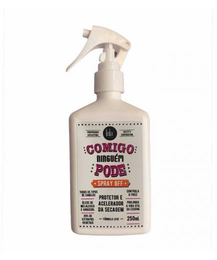 Lola Cosmetics - BFF hair protector spray Comigo Ninguém Pode