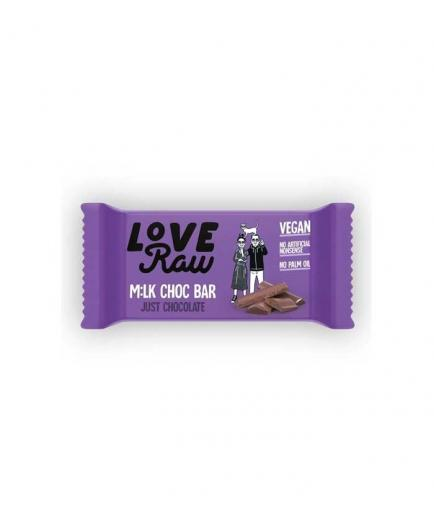 Love Raw - Vegan chocolate bar 30g