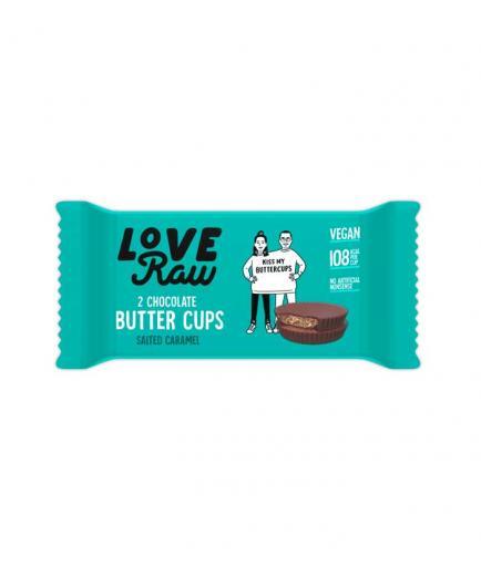 Love Raw - Vegan Butter Cups - Salted Caramel