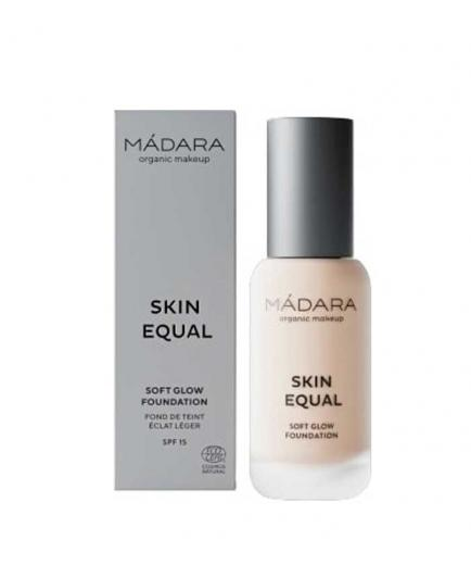 Mádara - Skin Equal Foundation - 10: Porcelain