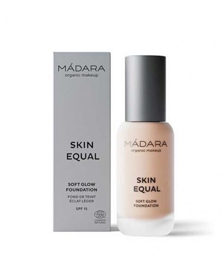 Mádara - Skin Equal Foundation - 30: Rose Ivory