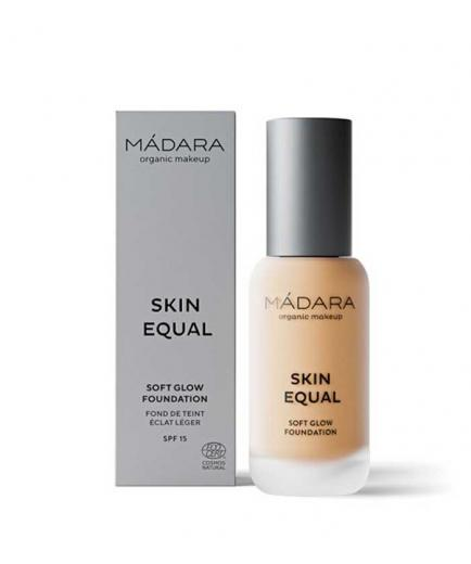 Mádara - Skin Equal Foundation - 40: Sand