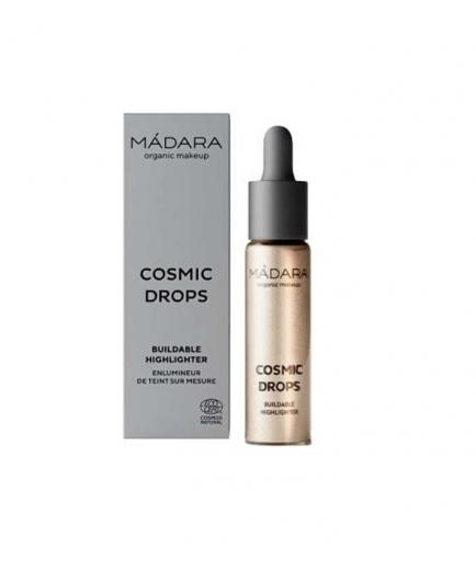 Mádara - Liquid highlighter Cosmic Drops - 1: Naked Chromosphere