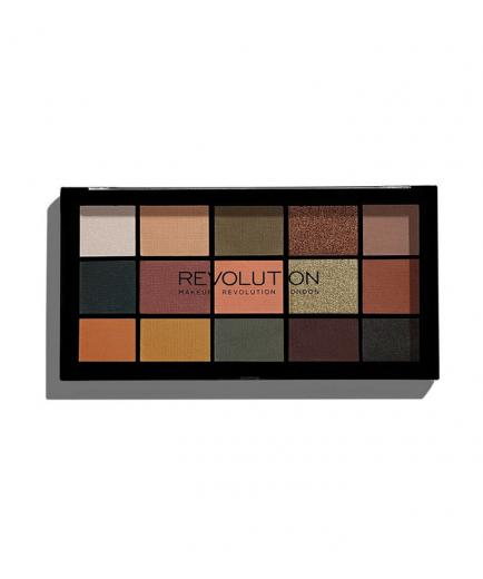 Revolution - Re-loaded Eyeshadow Palette - Iconic Division