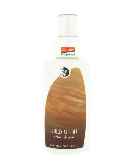 Martina Gebhardt Naturkosmetik - Aftershave Wild Utah