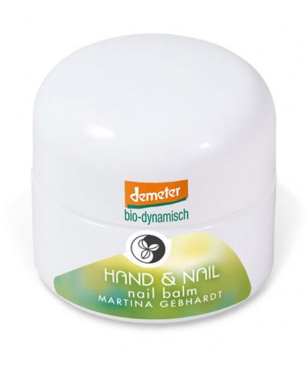 Martina Gebhardt Naturkosmetik - Hand & Nail Nail Balm