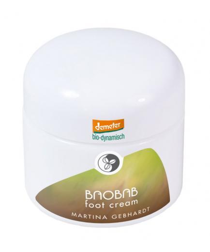 Martina Gebhardt Naturkosmetik - Baobab Foot Cream