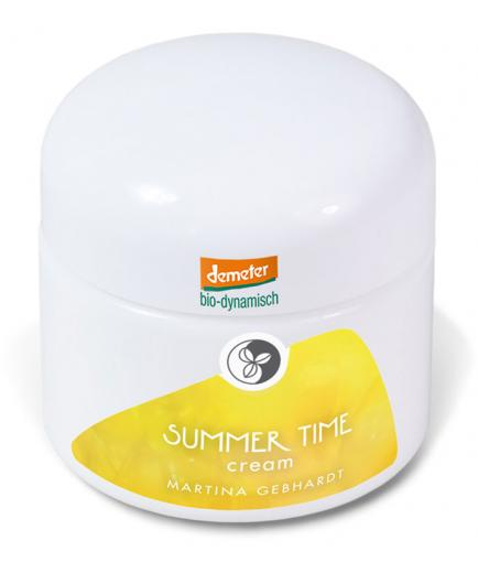 Martina Gebhardt Naturkosmetik - Summer Time Cream