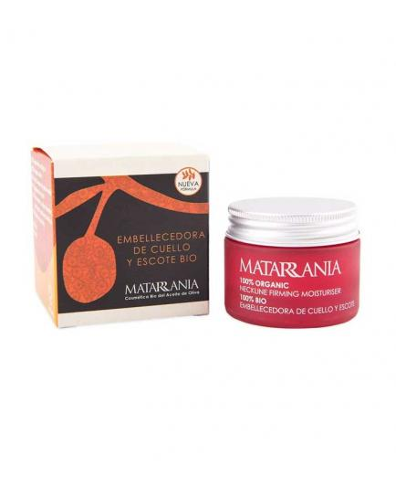 Matarrania - Bio Neck and Neckline Beautifying Cream