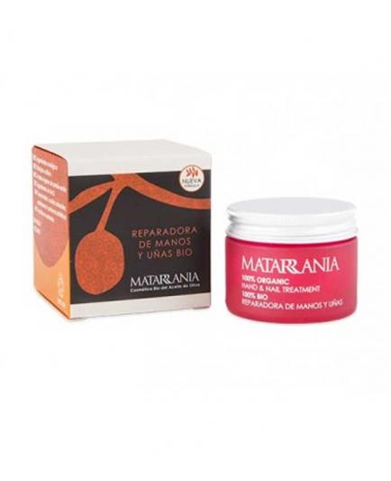 Matarrania - Bio hand and nail repair cream