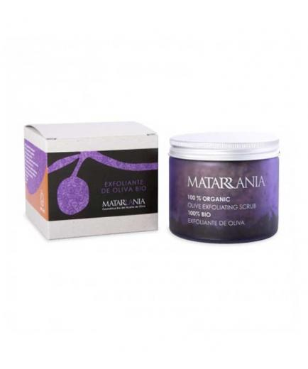 Matarrania - 100% Bio facial and body scrub - Olive