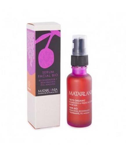 Matarrania - Regenerating and firming serum for mature skin Bio